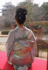 石川恵深 公式ブログ/王子様はどっちのお城から?&エミコメ!(^^)! 画像1