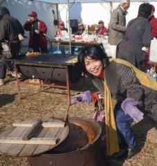 石川恵深 公式ブログ/初めて凧揚げ祭りへ(愛知県額田郡幸田町)GO! &明日はエミコメ(^^) 画像3