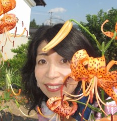 石川恵深 公式ブログ/オニユリ 画像3