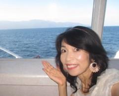 石川恵深 公式ブログ/明日、中京TV「キャッチ!」放映&ジェットホイルで佐渡へ 画像2