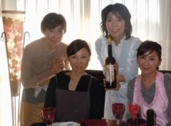 石川恵深 公式ブログ/ワインお料理教室へ(鰻&梅干あり?)&明日はエミコメ 画像1
