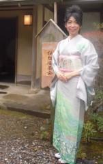 石川恵深 公式ブログ/お茶会☆初釜へ(愛知県西尾市・伝想庵) 画像1