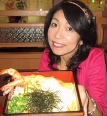 石川恵深 公式ブログ/日本一!35cm海老☆海老どて食堂 画像3