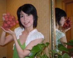 石川恵深 公式ブログ/ライチで楊貴妃に〜 画像1
