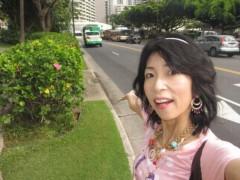 石川恵深 公式ブログ/ハワイは昼も夜も虹? 画像1