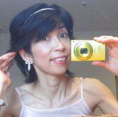 石川恵深 公式ブログ/鏡を見ながら…&エミコメ!(^^)! 画像1