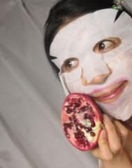 石川恵深 公式ブログ/ざくろパック…明日は成人式… 画像3