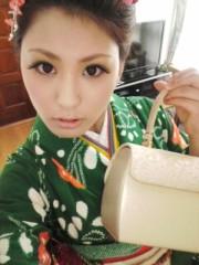 金子さとみ 公式ブログ/振り袖 画像2