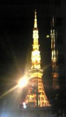市川勝也 公式ブログ/スカイツリーもいいけど・やはり好みは東京タワー。 画像1