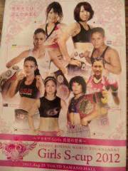 市川勝也 公式ブログ/女子格闘技 画像1