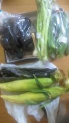 市川勝也 公式ブログ/夏野菜。 画像1