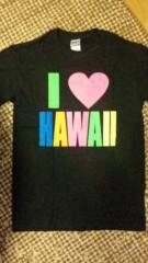 市川勝也 公式ブログ/ハワイ土産・Tシャツ。 画像1
