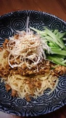 市川勝也 公式ブログ/秋+豚しゃぶしゃぶ+担々麺 画像2