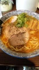 市川勝也 公式ブログ/ひと仕事終了+ 昼ラーメン。 画像1