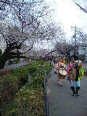 市川勝也 公式ブログ/おにぎりの山+ 花見。 画像2