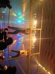 市川勝也 公式ブログ/DRAGON GATE 大阪決戦・金網設置開始! 画像1