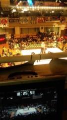市川勝也 公式ブログ/DRAGON GATE 後楽園大会スタート。 画像1