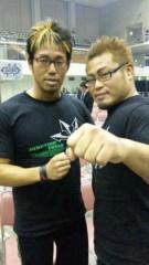市川勝也 公式ブログ/DRAGON GATE・福岡国際センター大会、PPV 生中継終了。 画像1