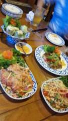 市川勝也 公式ブログ/十周年記念・タイ料理。 画像1