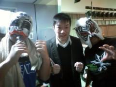 市川勝也 公式ブログ/DRAGON GATE・さらに後楽園ホール大会。 画像1