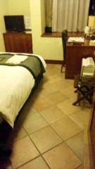 市川勝也 公式ブログ/神戸でのホテルは室内も 画像2