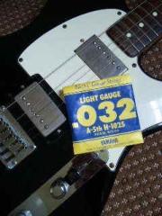 市川勝也 公式ブログ/エレキギターの弦って・ 画像1