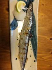 市川勝也 公式ブログ/遅ればせながら・秋刀魚 画像1