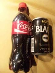 市川勝也 公式ブログ/コーラ+コーヒーで全日本プロレス。 画像1