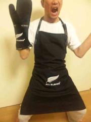 市川勝也 公式ブログ/オールブラックスのオフィシャル・エプロンとミトン! 画像3