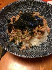 市川勝也 公式ブログ/明日は和歌山へ+ 夕飯 画像1