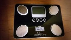 市川勝也 公式ブログ/本日DRAGON GATE 後楽園ホール大会+体重計を 画像1