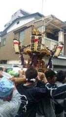 市川勝也 公式ブログ/秋の祭り。 画像1