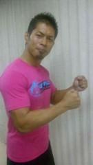 市川勝也 公式ブログ/土井成樹選手BD+UFC 画像1