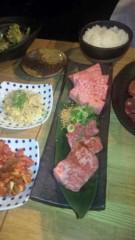 市川勝也 公式ブログ/焼肉。 画像1