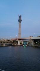 市川勝也 公式ブログ/スカイツリーと川沿い。 画像1