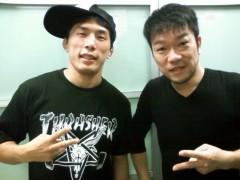 市川勝也 公式ブログ/UFCのスタジオ収録+ 水垣偉弥選手 画像1