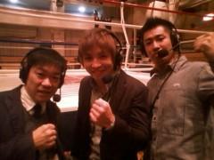 市川勝也 公式ブログ/Krush14・生中継終了。 画像1