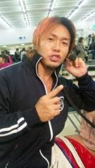 市川勝也 公式ブログ/DRAGON GATE ジミーズのMr. キューキュー・豊中ドルフィン! 画像1