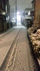 市川勝也 公式ブログ/雪・近所はこんな感じです。 画像1