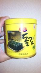 市川勝也 公式ブログ/韓国海苔。 画像1