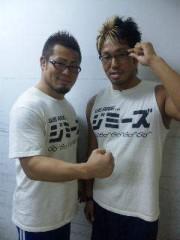 市川勝也 公式ブログ/DRAGON GATE 神戸大会終了+ ジミーズ。 画像1