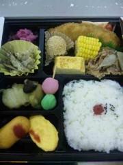 市川勝也 公式ブログ/弁当。 画像1