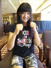 市川勝也 公式ブログ/女子高生ファイター・ 画像1