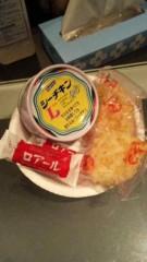 市川勝也 公式ブログ/DRAGON GATE・スタジオの合間に・おやつ? 画像1