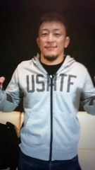 市川勝也 公式ブログ/UFCへ・川尻達也。 画像1