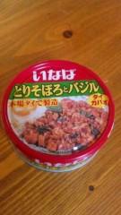 市川勝也 公式ブログ/タイ料理の缶詰・今度はガパオ 画像1