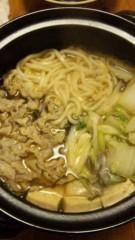 市川勝也 公式ブログ/鍋焼きうどん! 画像1