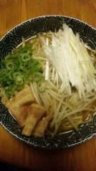 市川勝也 公式ブログ/ラーメン・久々にウチで。 画像1