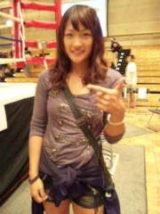 市川勝也 公式ブログ/シュートボクシング実況終了+RENA ! 画像1