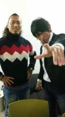 市川勝也 公式ブログ/DRAGON GATE 暁の鷹木信悟・YAMATO ! 画像1